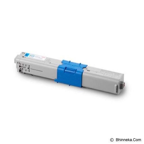 OKI Cyan Toner [44469757] - Toner Printer Lainnya